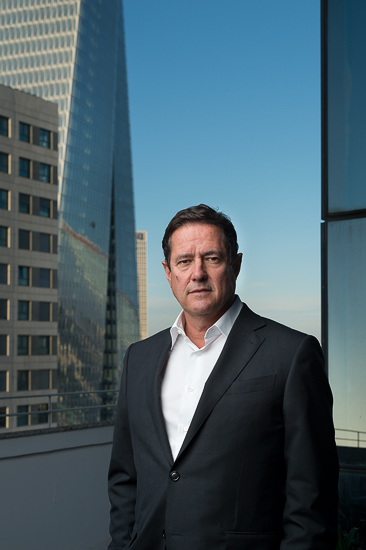 Jes Staley,  group CEO of Barclays