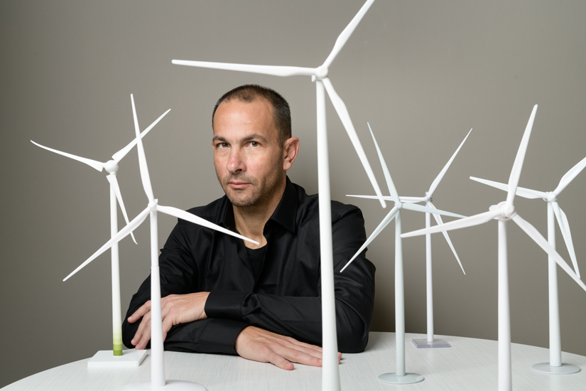 Gilad Yavetz, co-founder of Enlight Renewable Energy
