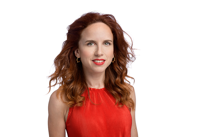 Stav Shaffir, Israeli politician and social activist